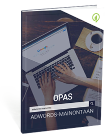 Opas AdWords-mainontaan