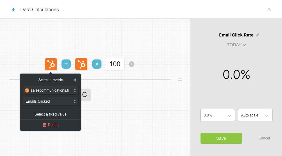 Databox - Data Calculations