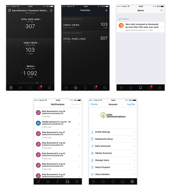 Databox Mobile - Valikko.png