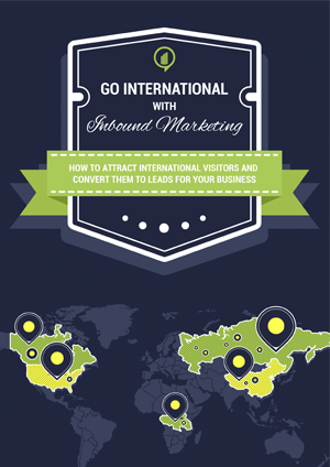 Go international with inbound marketing