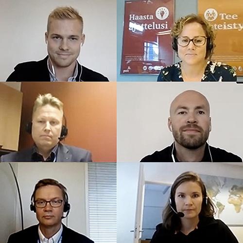 HubSpot-käyttäjien paneeli: kokemuksia HubSpotista
