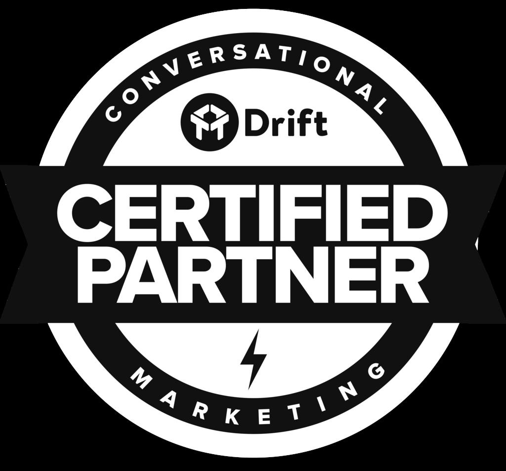 Drift Certified Partner