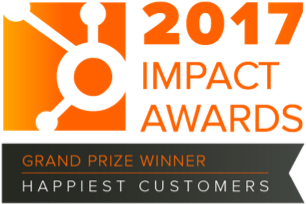 Hubspot-ImpactAwards-HappiestCustomers-2017