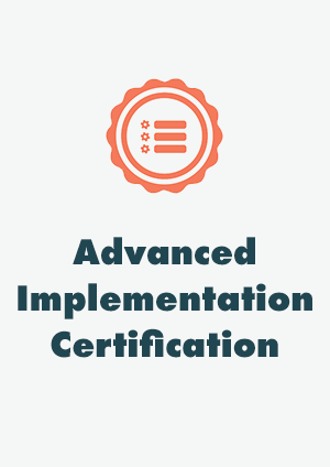 advanced-implementation-certification