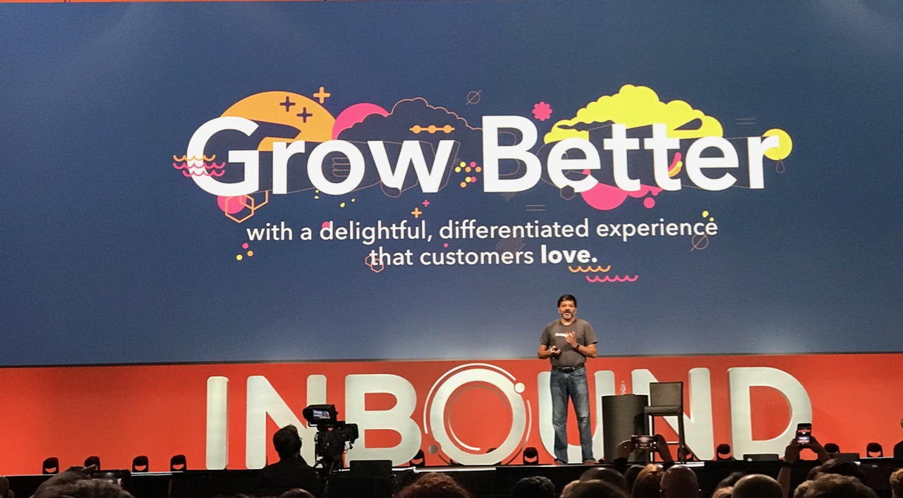 Grow better | inbound18