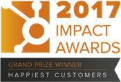 Hubspot_ImpactAwards_2017_HappiestCustomers