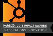 Hubspot_ImpactAwards_2018_IntegrationsInnovation