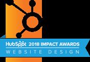 Hubspot_ImpactAwards_2018_WebsiteDesign