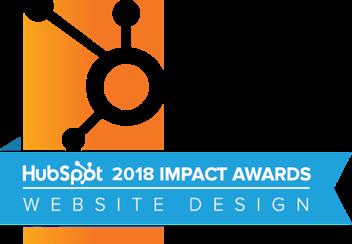 HubSpot Website Design Impact Award